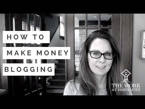 How to Make Money Blogging in 2018 & Beyond