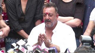 ANGRY Sanjay Dutt Says I am NOT A Terrorist