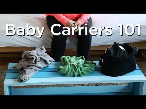 Baby Carriers 101