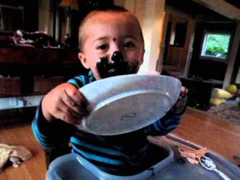 Isaac Eats Licorice Ice Cream Part 2