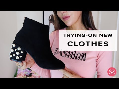 LET'S HANG OUT AND TRY ON NEW CLOTHES! | Affordable Shein Haul | Sophie Shohet