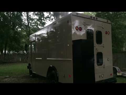 BUILDING MY FIRST FOOD TRUCK ON MY DRIVEWAY FOR JUST UNDER $10,000