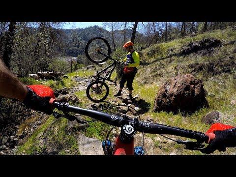 RUTTED & GUTTED | Mountain Biking Auburn, California