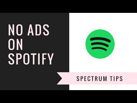 How to get NO ADS on Spotify for FREE!