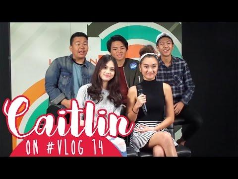 Caitlin On #VLOG 14 - Yeay! Bareng Cast Ada Cinta Di SMA (Lagiii)