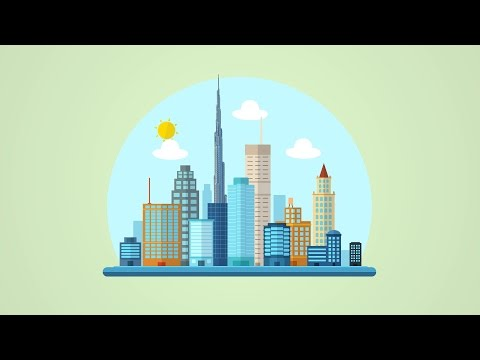 Infographics animation in after effects