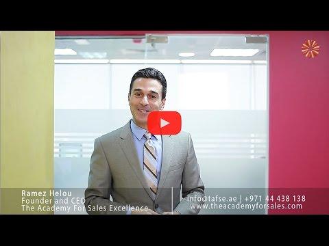 Building Rapport in Sales- Sales Tip Of The Week #24 by Ramez Helou