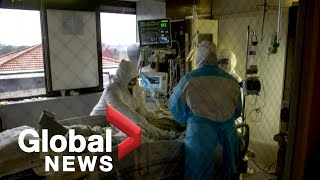 Coronavirus outbreak: U.S. becomes global epicentre as Europe passes 2 grim milestones