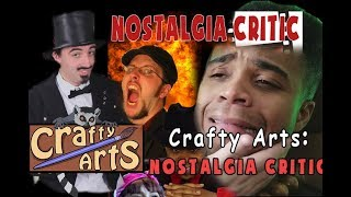 Download Nostalgia Critic FanArt Tribute with malcolm ray CraftyArts 12 #channelawesome Video