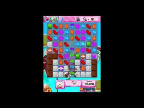 Candy Crush Saga Level 136 Walkthrough