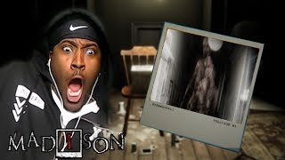 CAPTURE A GHOST USING SPIRIT PHOTOGRAPHY    MADiSON Demo Gameplay