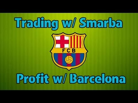 FUT 13 - Trading (with Barcelona) and a Q&A