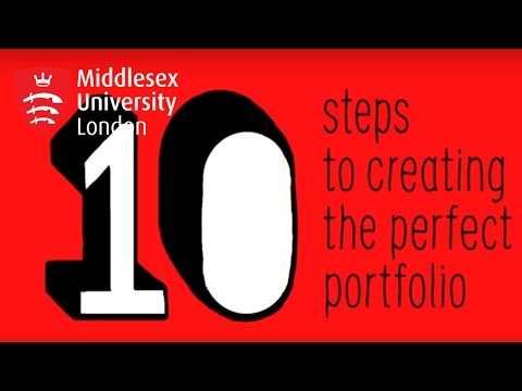 10 steps to creating your Art & Design portfolio