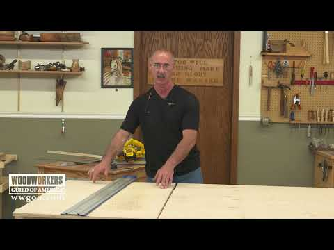 Cutting Plywood for Accuracy