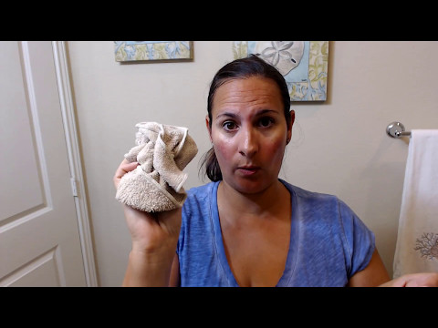 Norwex Face Cloth Review