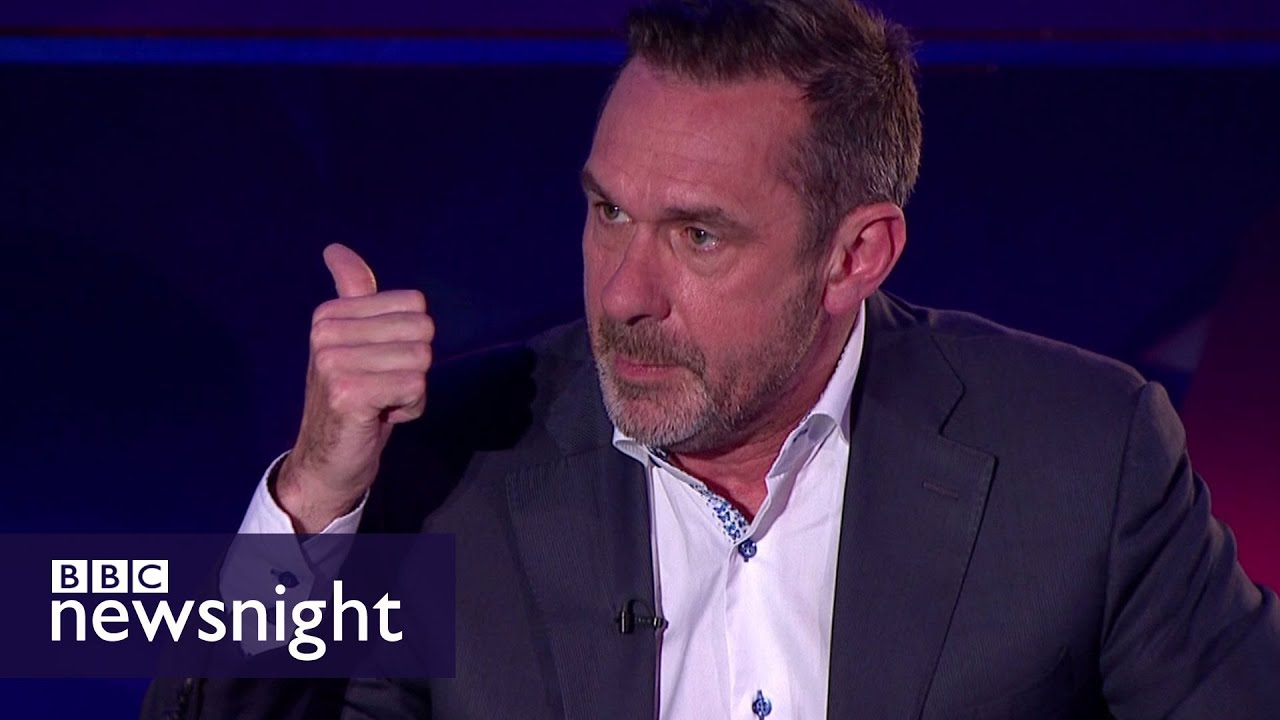Brexit Britain: 'Racist populism is out of the bottle': Paul Mason - BBC Newsnight