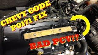 Chevy Cruze Intake manifold PCV valve fix kit V2 supplemental