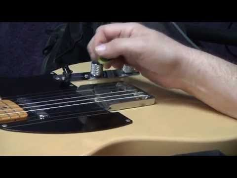 Picking Harmonics and different  Picking Angles