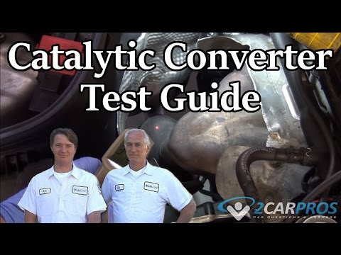 TEST YOUR CATALYTIC CONVERTER IN 15 MINUTES!