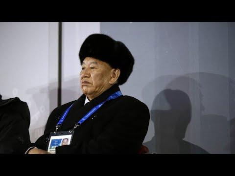 N. Korea's ex-spy chief in U.S. for talks
