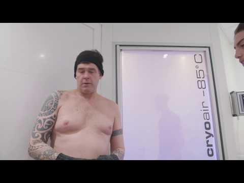 Greg uses Cryotherapy for severe back pain and weight loss - Cryojuvenate UK testimonial