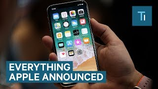 All the new products Apple announced today — including the