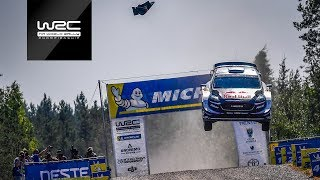 WRC - Neste Rally Finland 2018: Highlights POWER STAGE SS23