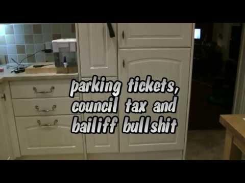 parking tickets, council tax ,and bailiff bullshit !