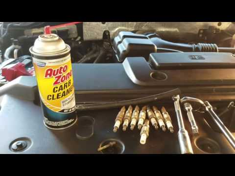 How to Remove Spark Plugs from Ford 3 Valve Engine Without Breaking Them