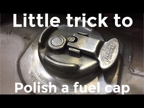 Fuel Cap polishing trick/tip