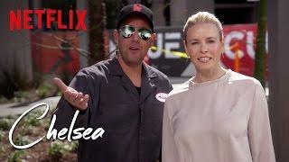 Chelsea | Adam Sandler Gets Chelsea Ready For Season 2 | Netflix