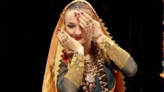 Bollywood dance In Anhkon Ki Masti Ke Kathak stylization (movie Umrao Jaan) - Maria Sorokina