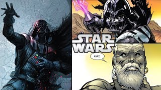 Darth Vader FIGHTS the Mysterious Jedi (Canon) - Star Wars Explained