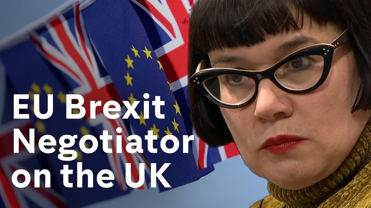 Rare speech by EU's Deputy Brexit negotiator on UK talks