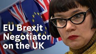Rare speech by EU