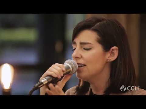 Acoustics @CCLI: Meredith Andrews - More Than I Deserve