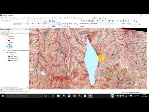 Create, Edit and Work with Shape Files (Vector Data), Digitization in ArcMap