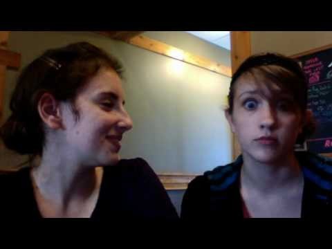 Two Nut Jobs at an Unnamed Coffee Shop Called Caribou.