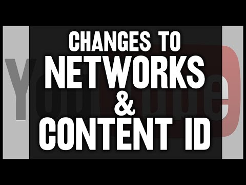 Network & Content ID Changes (Day 1477 - 12/10/13)