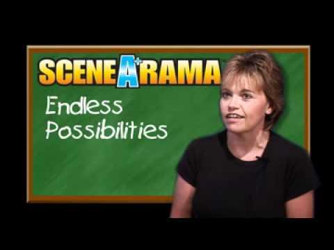 Welcome To Scene-A-Rama!