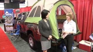 2015 Livin' Lite Quicksilver TC1 Soft-Side Truck Tent Camper