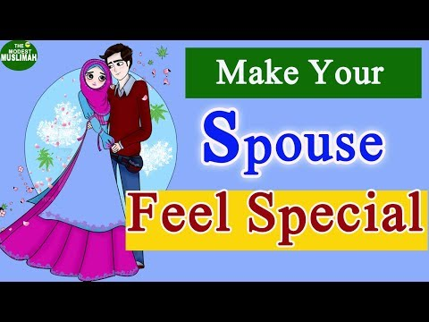MUFTI MENK new 2018 How to Make Your Spouse Feel Special Happy Marriage Tips