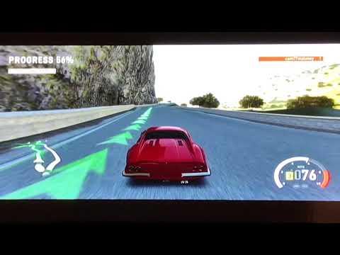 Forza Horizon 2 (manual shifting)