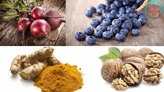 Top 15 Foods To Boost Brain Power