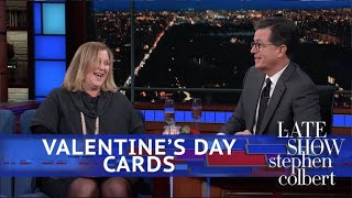 Late Show First Drafts: Valentine