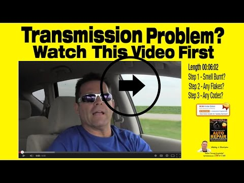 Transmission Slipping | Symptoms | What To Check | Diagnosis |AutomaticTransmission|Service|Problems
