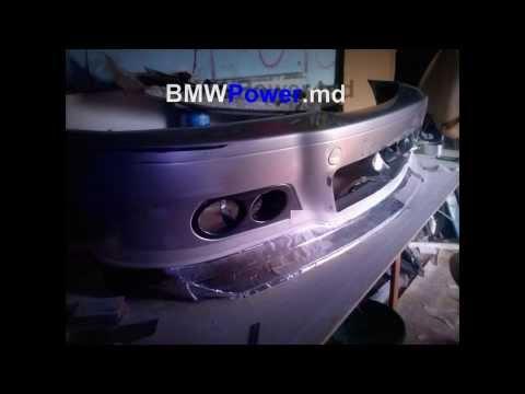 bmw e46 Strassentech front lip