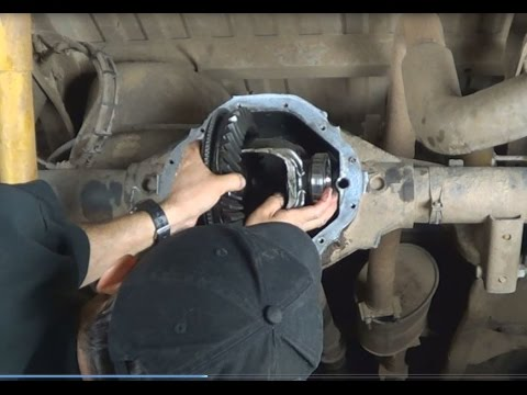 Dodge RAM 1500 Noisy Rear Differential Diagnose and Repair Part Two