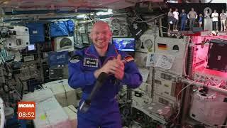 Astro-Alex mit eigener Fanmeile in Künzelsau