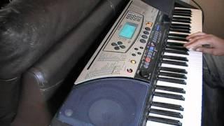 dil ke armaan aansuon mein-nikah on keyboard